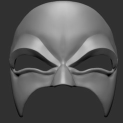 1.jpg Download STL file Emet-Selch Mask from Final Fantasy XIV for cosplay • Model to 3D print, Argon