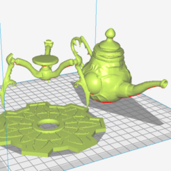 1.png Download OBJ file Eyepot Alice Madness Returns • Template to 3D print, Argon