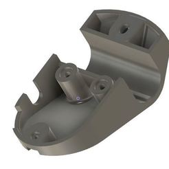 roland-drum-bracket.JPG Download STL file Roland HD1 drums bracket • 3D print model, OLE1
