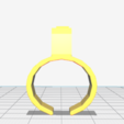 Download free STL Joint / cigarette ring ring, adria9816