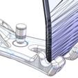 Download 3D printing templates Skateboard wall mount with backlighting, ledieu_jonathan