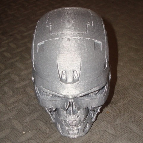 EXS3_display_large_display_large.jpg Download free STL file T-800 Terminator Exoskull • 3D printer model, Kellywatchthestars