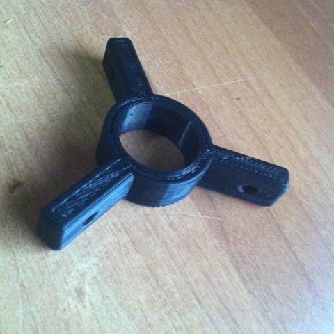Free 3D print files 3AntennaFixer, Kellywatchthestars