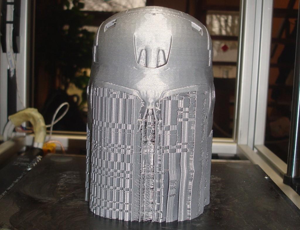EXS5_display_large_display_large.jpg Download free STL file T-800 Terminator Exoskull • 3D printer model, Kellywatchthestars