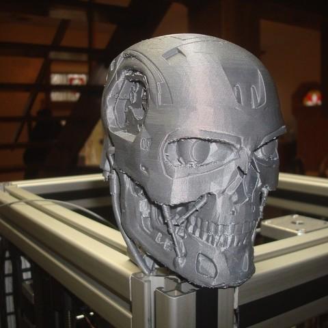 DSC03761_display_large_display_large.jpg Download free STL file T-800 Terminator Exoskull • 3D printer model, Kellywatchthestars