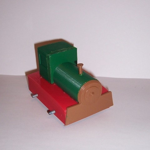 Free 3D printer files Train toy - Chucuchú, Kellywatchthestars
