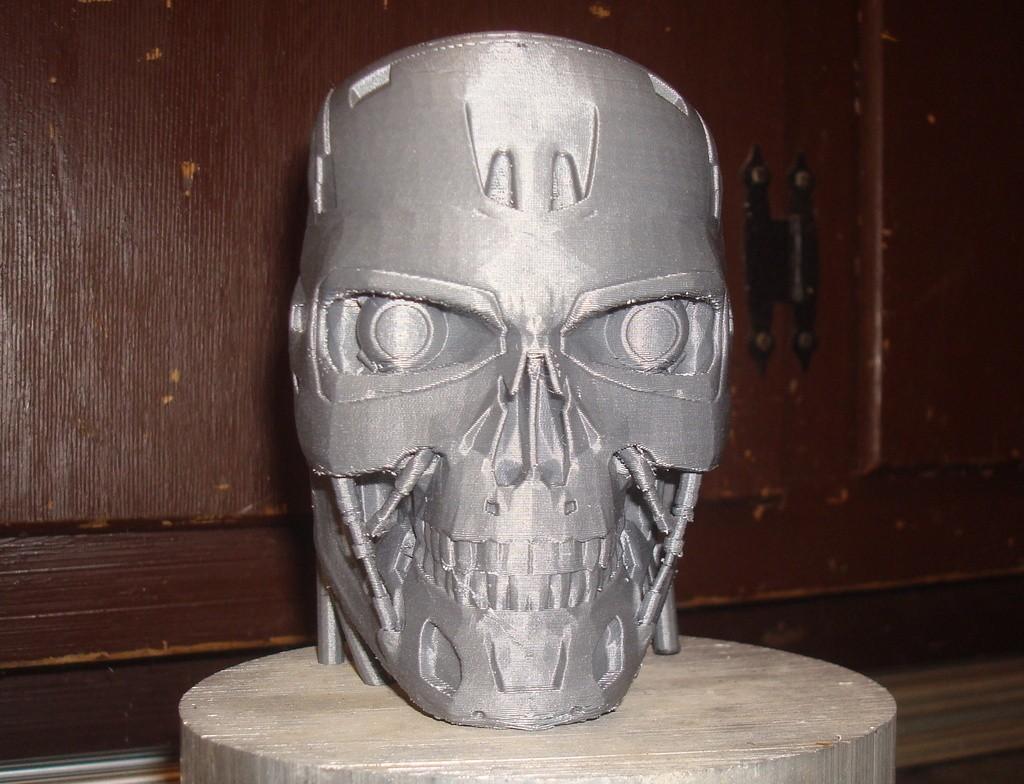 EXS1_display_large_display_large.jpg Download free STL file T-800 Terminator Exoskull • 3D printer model, Kellywatchthestars