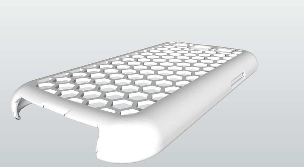 honey_Comb_Galaxy_S3_case_display_large.jpg Download free STL file Honeycomb Samsung Galaxy S3 Case • 3D printing model, AliSouskian