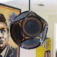 Télécharger objet 3D gratuit Un haut-parleur Dodecahedron pour les imprimantes de bureau, JeremyRonderberg93