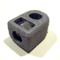 Free 3D print files 2d Rod Connector, JeremyRonderberg93