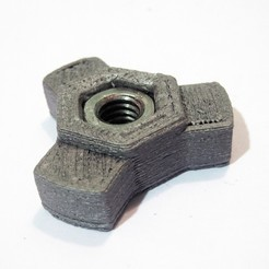 Free 3D printer files WingNut, JeremyRonderberg93
