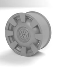 Download free 3D printer designs Volkswagen Rhine, msddavid