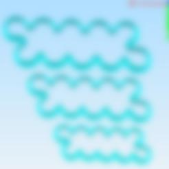 Télécharger fichier STL gratuit rosier tailleur fondant fondant • Plan imprimable en 3D, BlackSand3DMaker