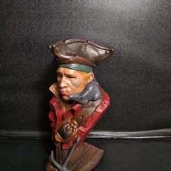 """Impresiones 3D """"Pirata y su rata"""" - Un original de Eastman, pornofotografos2010"""