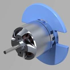 asm00022.jpg Download free STL file Motormount T2M Smartfly 200 • 3D print object, rtoenshoff