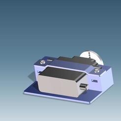 Descargar archivo 3D gratis HS82MG Montaje de servomecanismo, rtoenshoff