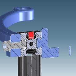 fila-halter-geschraubt-1.jpg Download free STL file Filament guide (bolted) • 3D printer model, rtoenshoff