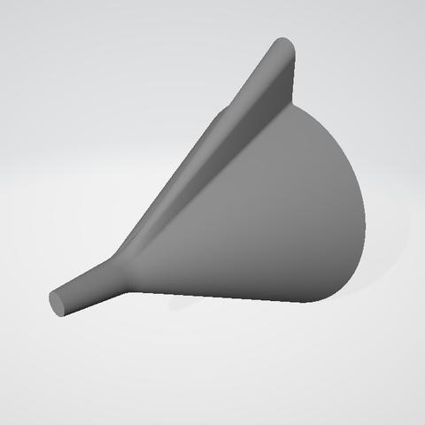 Download free 3D printer model Vase print funnel, TheRa