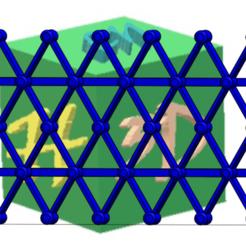 TRAMA CAPITONÉ.png Télécharger fichier STL gratuit WOOF - CAPITONÉ • Modèle imprimable en 3D, hechoen3dargentina