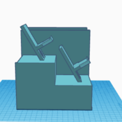 Download STL file Support ps4 • 3D printer object, MAT84