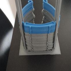 Télécharger objet 3D support visières , MAT84