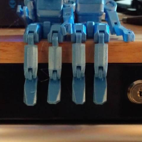 Free 3D printer files figure no support, nilrem4063