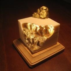 Download free 3D printing models Buddha Cliff, aliregunhito