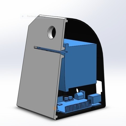 IoT_Cross_Section_display_large_display_large.jpg Download free STL file IoT Cyclops Tweeter • 3D printer model, aliregunhito