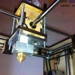 Imprimir en 3D gratis Boquilla Ultimaker Mk2 para filamento de 3mm, aliregunhito