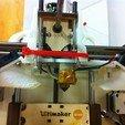 Download free 3D printing models Ultimaker - Heat Resistant Fan Mount, aliregunhito