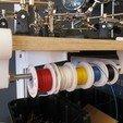 Descargar diseños 3D gratis Portabobinas de alambre, Terryjenkins3D