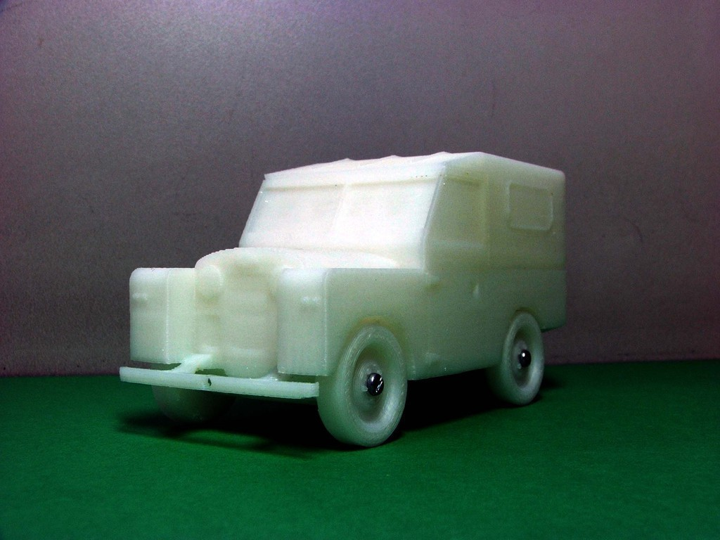 Landy_2_display_large_display_large.jpg Télécharger fichier STL gratuit Land Rover série 1 • Objet pour imprimante 3D, Terryjenkins3D