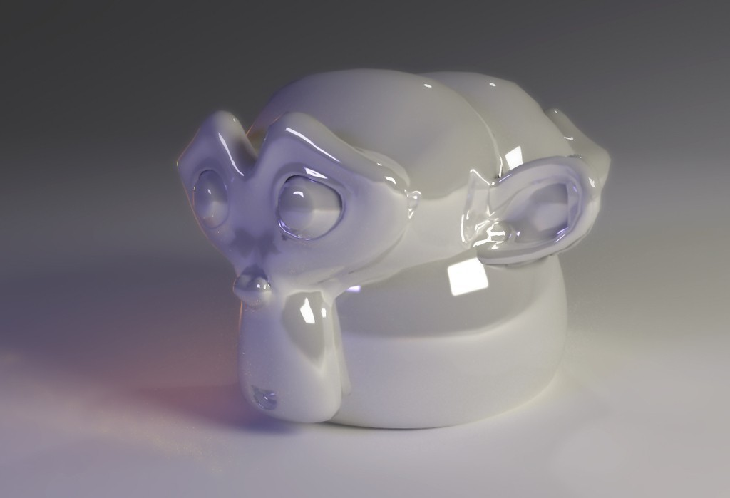 suzanne01_display_large.jpg Download free STL file Two-headed Suzanne • Template to 3D print, zootopia3Dprints