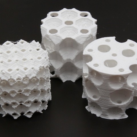 Free 3D print files More Internal Structures ..., zootopia3Dprints