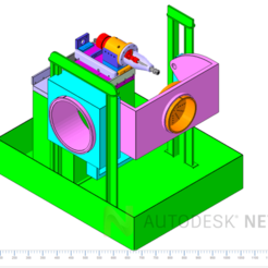 1.png Download free STL file 6 AXIS C.N.C • 3D printer template, tvictor24