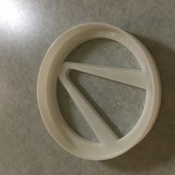 IMG_8043.JPG Télécharger fichier STL Emporte-pièce à l'emporte-pièce avec symbole de voûte • Objet à imprimer en 3D, n00binatr246
