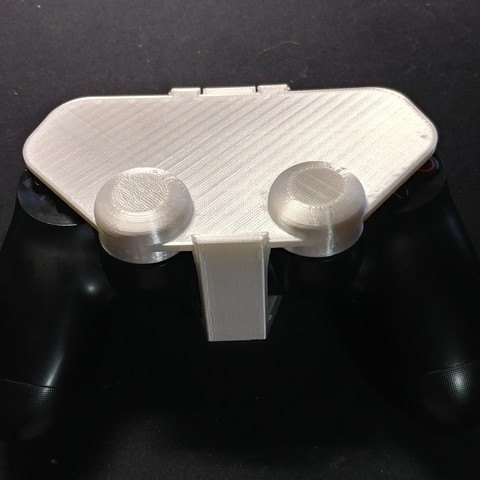 STL files PS4 Controller travel cover, Azoroth