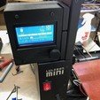 Free STL Printed Solid Lulzbot Mini LCD Case, PrintedSolid