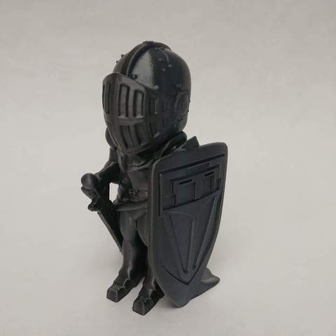 Free 3D print files Sir Layersalot, PrintedSolid