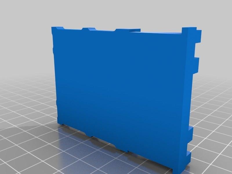 e894a438a011a0e6caa85f8c6fc7bf85.png Download free STL file 28mm Wargame Sci-fi door • 3D printable model, noodledenis