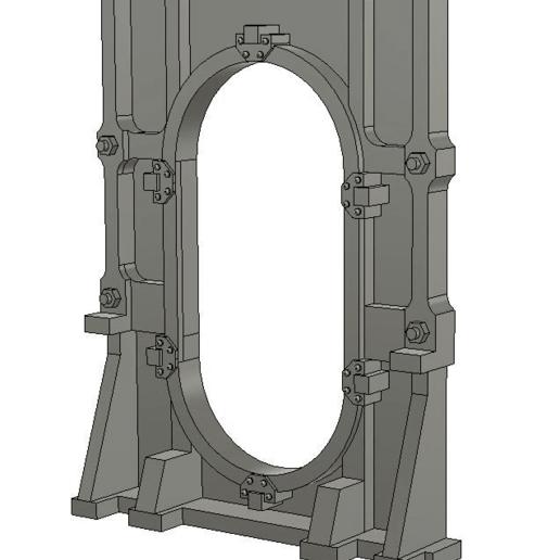 door3.png Download free STL file 28mm Wargame Sci-fi door • 3D printable model, noodledenis