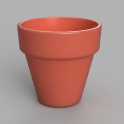 Schermafbeelding 2021-01-23 om 17.36.56.png Télécharger fichier STL Pot de fleurs traditionnel • Plan imprimable en 3D, markdebacker