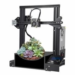 Ender 3 vaso Flor.jpg Télécharger fichier STL Vase pour imprimante 3D • Modèle imprimable en 3D, marlonjohn21