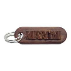 Download 3D printer files Personalized MARTIN key ring, dmitxe