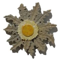 Eguzkilore-beige.jpg Télécharger fichier STL Eguzkilore pour Magnet • Modèle à imprimer en 3D, dmitxe