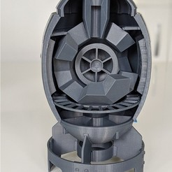 3D printer models Fallout Mini Nuke, 2eckoning