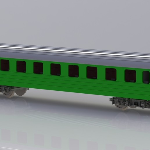 Download 3D printer files Vagon/carload Dimitrov 29-20, yurikiw