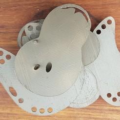 Download 3D printing designs Modern Butterfly inspired mansion, Dredd