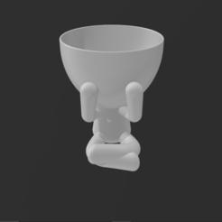 Download 3D print files Three wise Robert planters (See no Evil), Elwin_Alvarado