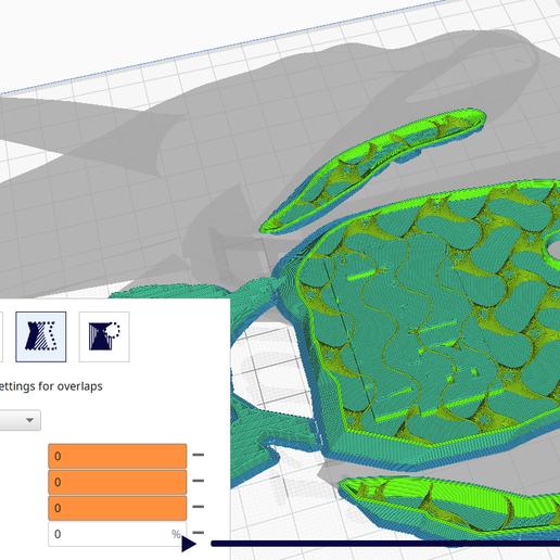 Cura_Cut_02.PNG Télécharger fichier 3MF Trophée de l'éléphant polyvalent moitié-moitié • Modèle pour impression 3D, Elwin_Alvarado